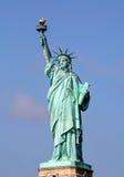自由女神像 库存图片