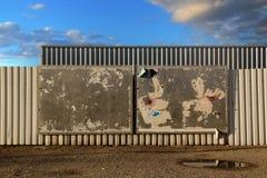 自由宣传墙壁 库存照片