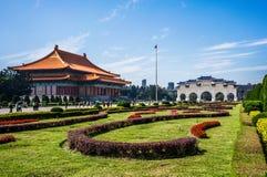自由广场风景看法有拱道国家戏院的C的 免版税库存照片