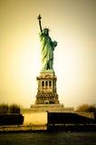 自由新的雕象约克 库存照片