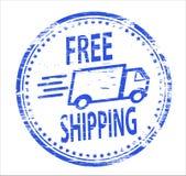 自由橡胶发运印花税 库存照片