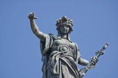 自由的纪念碑 免版税库存照片