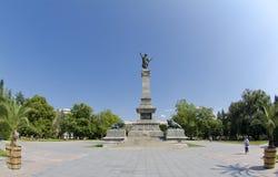 自由的纪念碑 库存照片
