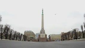 自由纪念碑 股票视频
