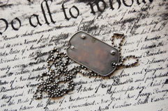 自由自由没有 免版税图库摄影