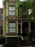 15-17自由街道,棍子Eastlake样式家 免版税库存图片