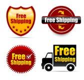 自由运输 免版税库存图片
