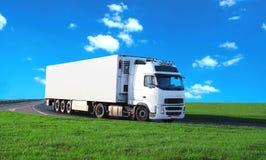 自由运输 库存图片