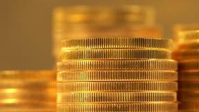自由金老鹰一盎司硬币 免版税库存图片