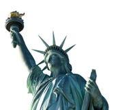 自由雕象 库存图片