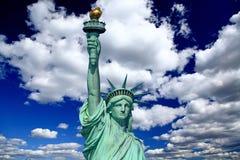 自由雕象 免版税库存照片