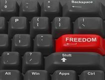 自由 免版税库存照片