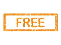 自由grunge办公室印花税 库存例证