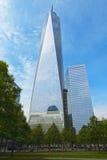 自由Towe,曼哈顿,纽约,美国 免版税库存照片