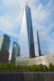 自由Towe,曼哈顿,纽约,美国 库存图片