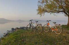 自行车。 库存照片