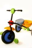 自行车三轮子 免版税库存照片