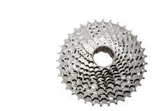 自行车卡式磁带 图库摄影