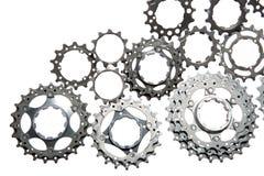 自行车卡式磁带 免版税库存照片