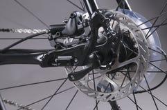 自行车后闸 图库摄影