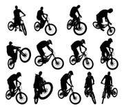 自行车向量 免版税库存照片