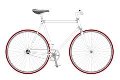 自行车向量 向量例证