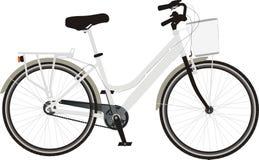 自行车城市 图库摄影
