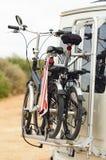 自行车存贮 免版税图库摄影