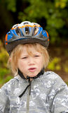 自行车安全性 库存照片