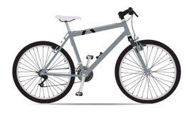 自行车山 库存照片
