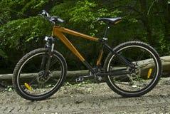 自行车山 库存图片