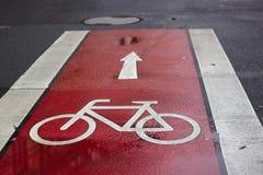 自行车我爱我 图库摄影