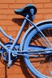 自行车摘要 免版税图库摄影