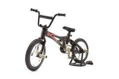 自行车有白色背景 免版税库存图片