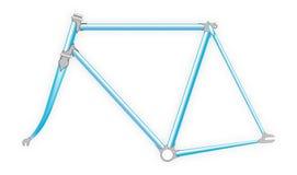 自行车框架 库存例证