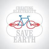 自行车概念 库存图片