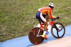 自行车比赛 免版税图库摄影