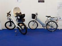 自行车氢 免版税库存图片