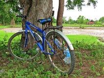 自行车泰国农夫的` s 图库摄影