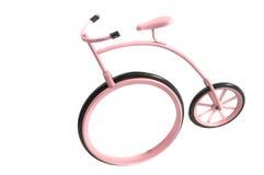 自行车玩具葡萄酒 图库摄影