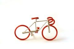 自行车玩具 库存图片