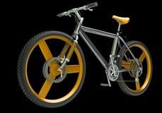 自行车现代体育运动 图库摄影
