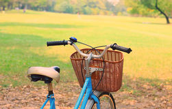 自行车的细节 图库摄影