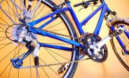 自行车种族 图库摄影