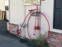 自行车被塑造的老 免版税图库摄影