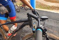 自行车词根 库存照片