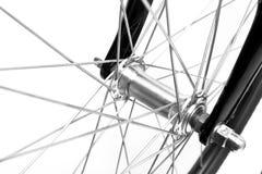 自行车详细资料 库存照片