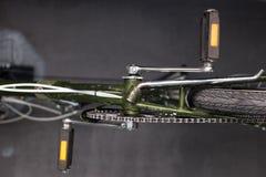 自行车详细资料射击工作室 库存图片