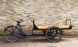 自行车购物车 免版税图库摄影