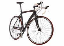 自行车赛跑的速度 库存照片